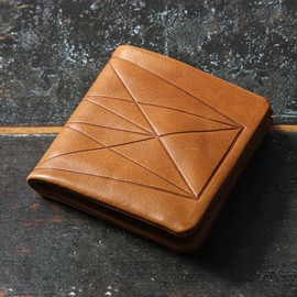 COSMIC WONDER Light Source - GEOMETRIC BIFORLD WALLET