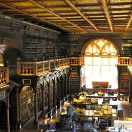 UK - Bodleian Library