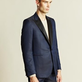 Lanvin - Lanvin Men's Evening Line Smoking Jacket