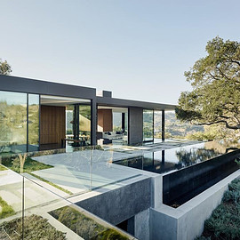 walker workshop unobtrusive oak pass house