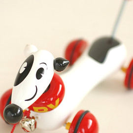 VILAC - VILAC pull toy Toby