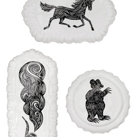 Astier de Villatte - Astier de Villatte and Patch NYC Collaboration Paris