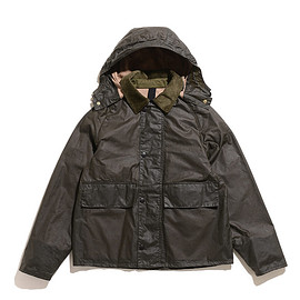 Barbour - Margaret Howell Spey Wax-Olive