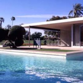Richard Neutra - Maslon House, California, c.1962