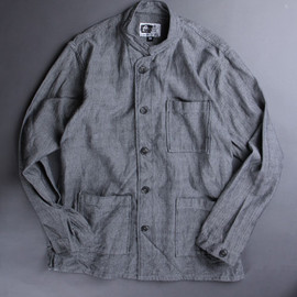 Engineered Garments - Dayton Shirt Cotton Herrinbone