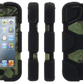 Griffin Survivor - Mossy Oak Camo Extreme-Duty Case
