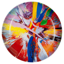 Damien Hirst - Beautiful Amore plate