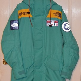 THE NORTH FACE - 1990 Trans-Antarctica Expedition Parka