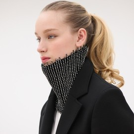 Maison Martin Margiela - CRYSTALIZED NECK WARMER
