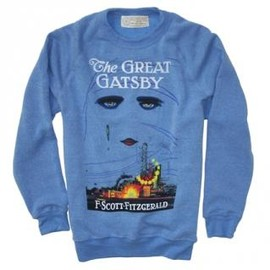 Out of Print - Great Gatsby sweatshirt