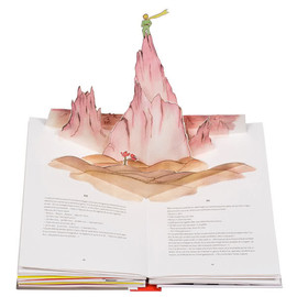 Antoine de Saint Exupery - The Little Prince Deluxe Pop-Up Book
