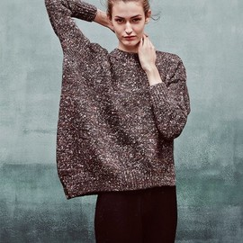 Stella McCartney - Stella McCartney Asymmetric Wool-blend Sweater