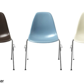 Herman Miller - Eames Shell Side Chair DSS
