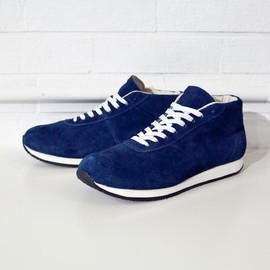 blue over ブルーオーバー 2013/SS mikey v.suede マイキー ベロアスエード