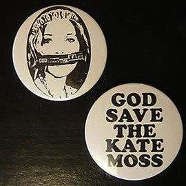 GOD SAVE THE KATE MOSS