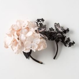 Anthropologie - Flighty Hydrangea Fascinator
