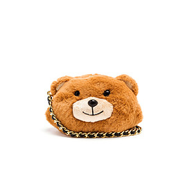 MOSCHINO - FW2015 Bear Shoulder Bag