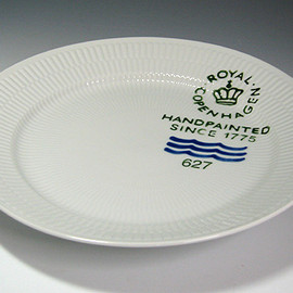 Royal Copenhagen - Signature plate