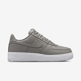 NIKE LAB - AIR FORCE LOW CMFT LIGHT CHARCOAL
