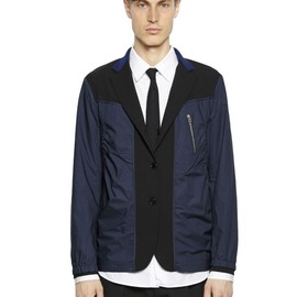 MARNI - REVERSIBLE WOOL JACKET