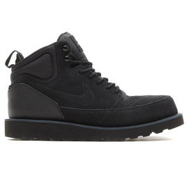 Nike - Karstman Leather - Black/Black