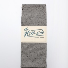 The Hill-Side - Wool Tweed Scarf