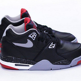 NIKE - Air Flight '89 - Bred