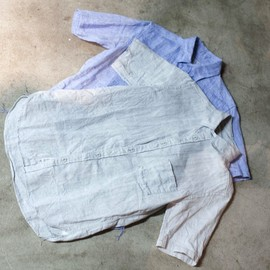 Ordinary fits - Ordinary fits S/S LITHUANIA LINEN SHIRTS