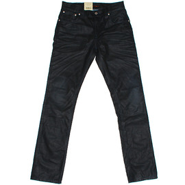 Nudie jeans - Thin finn Black coated indigo