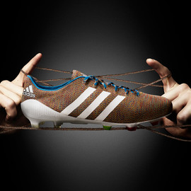 adidas - adidas launches samba primeknit - the world's first knitted football boot