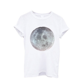 by csera - Moon tshirt
