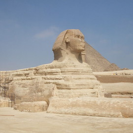 Egypt - The Sphinx of the Giza