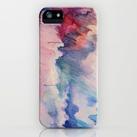 Society6 - Society6 iPhone5用 Somewhere Over the Rainbow ケース カバー