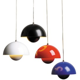 Fun Shell Pendant Light