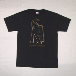 T.REX / ELECTRIC WORRIOR GOLD / T-Shirts Tシャツ Tレックス