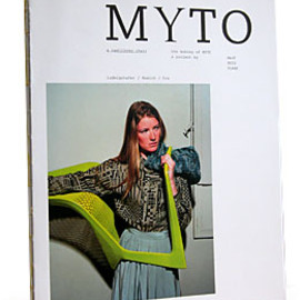 MYTO a cantilever chair