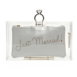 Charlotte Olympia - Marry Me Clutch