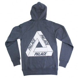 Palace Skateboards - Tri Ferg Hood 2 Coral 1