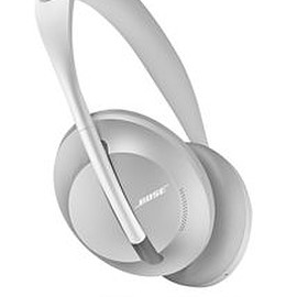 BOSE - Silver model of Bose Noise Cancelling Headphones 700