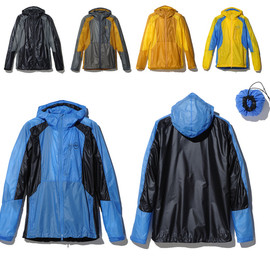 SOPHNET., fragment design, FYi design - FSF PACKABLE ZIP-UP PARKA