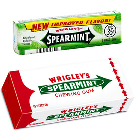 WRIGLEY'S - SPEARMINT Chewing Gum