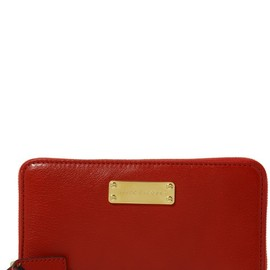 MARC JACOBS - WELLINGTON(ウェリントン)のWELLINGTON THE DELUXE(財布)|レッド