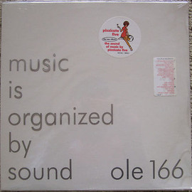 Pizzicato Five - music is organized by sound (2LP)