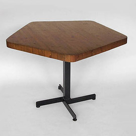 Charlotte Perriand - Table for L'Arc winter sports facility in Savoie