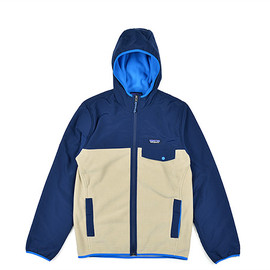 Patagonia - Men's Shelled Synchilla Snap-T Hoody-CNY