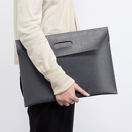 hum - flap file bag