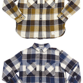 NEIGHBORHOOD - NEIGHBORHOODLUMBERS/C-SHIRT.LS(長袖シャツ)216-001143-058-【新品】【smtb-TD】【yokohama】
