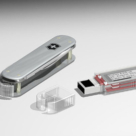 Victorinox - Secure SSD Swiss Army Knife