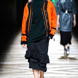 DRIES VAN NOTEN - Jacket, 2014-2015 Fall/Winter Collection|2014年秋冬コレクション