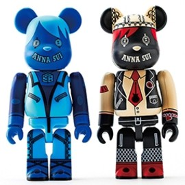 ANNA SUI - ANNA SUI 2013 100% 2種 ベアブリック(BE@RBRICK)